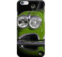 Cool (green) iPhone Case/Skin