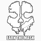 Earn The Mask - Call of Duty: Ghosts by GameBantz