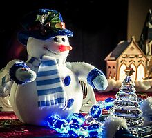 Frosty Jez Chillin' by Randy Turnbow