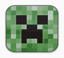Creeper pixel-Minecraft by Grace7