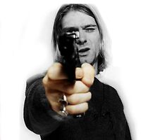 Kurt Cobain - Don't have a gun by rikovski