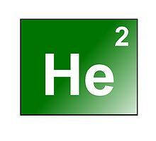 Helium - He2 by Atomic5