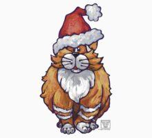 Ginger Cat Christmas by Traci VanWagoner