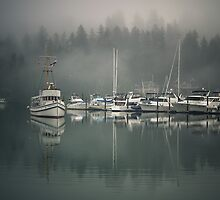 Gig Harbor by 1bluecanoe