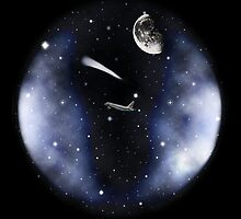 Space Globe by brettus1989