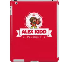Alex Kidd iPad Case/Skin