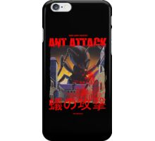 Ant Attack iPhone Case/Skin