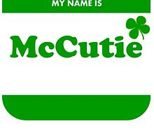 My Name Is McCutie by kwg2200