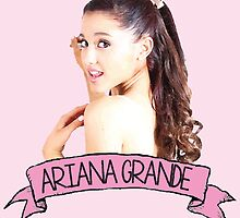 Ariana Grande by stuff4fans