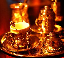 Turkish Coffee kapalı by Catherine C.  Turner