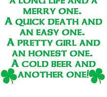 Irish Poem by kwg2200