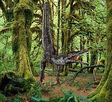 Velociraptor   by Walter Colvin