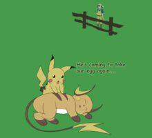 Breeding Problem 1 - Think of your dear Pokemon by ecchinx