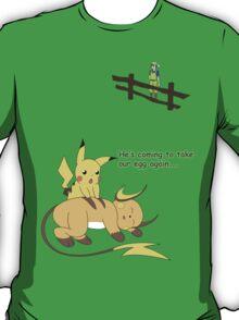 Breeding Problem 1 - Think of your dear Pokemon T-Shirt