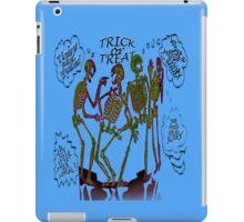 Skeleton Pranks iPad Case/Skin