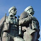 Commando Memorial Spean Bridge by kalaryder