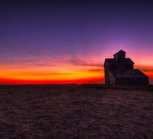 Saskatchewan Dawn 4188_13 by Ian McGregor
