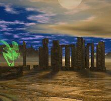 Appolonia's Archeological Mysteries by Sazzart