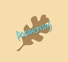 Pocahontas Symbol & Signature by kferreryo