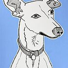 Lurcher by Adam Regester
