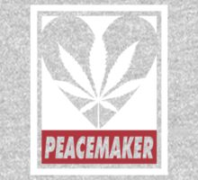Budding Hearts - Peacemaker, Inverted Red by alexcaughtfire
