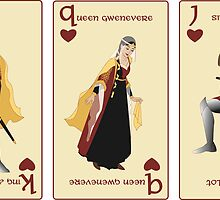 Camelot Cards by EmilyStemmons