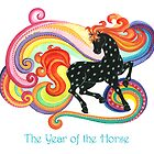 the Year of the Horse by Nonna Mynatt