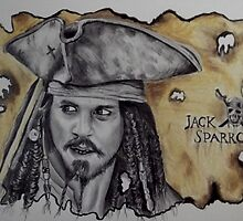 JOHNNY DEPP by jansimpressions