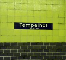Tempelhof by Graham Sciberras