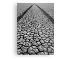 Road to Nowhere Metal Print
