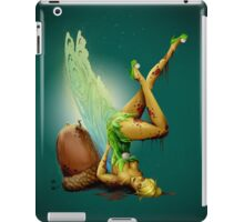 Zombie Pin-up Tinkerbell iPad Case/Skin