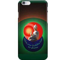 Buddha Sun iPhone Case/Skin