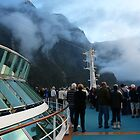 Cruising Milford Sound by PhotosByG