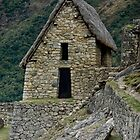 The Gate House of Machu Picchu by Edith Reynolds