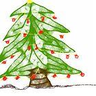 Scribbler Xmas Tree by KazM