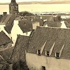 Culross in sepia by biddumy