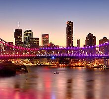 Story Bridge Panorama by artistrobd