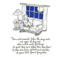 Monk Manifesto: 1st Principle - Silence by Christine Valters Paintner