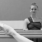 Ballet Dancer 2, Ottawa Ontario by Debbie Pinard
