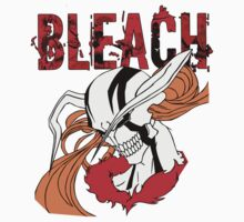 Ichigo Hollow - Bleach by Angio
