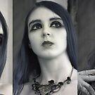 Three Portraits - Infrared by Debbie Pinard