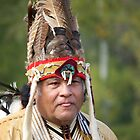Native American Man by imagetj