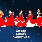 Merry Disney Christmas by clockworkheart