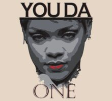 Rihanna - You Da One by FreeYourArt