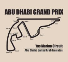 Abu Dhabi Grand Prix (Light Shirts) by oawan
