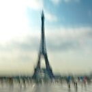Impressions of Paris by Rick Gustafson