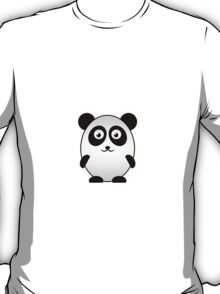 Little Cute Panda T-Shirt