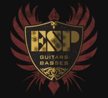 ESP Guitars & Basses by MaxFantasy