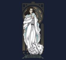 Dr. Who Art Nouveau-Romana by StudioFaeX