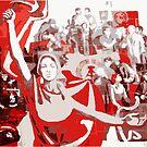 SOVIET COMMUNIST PARTY  by SofiaYoushi